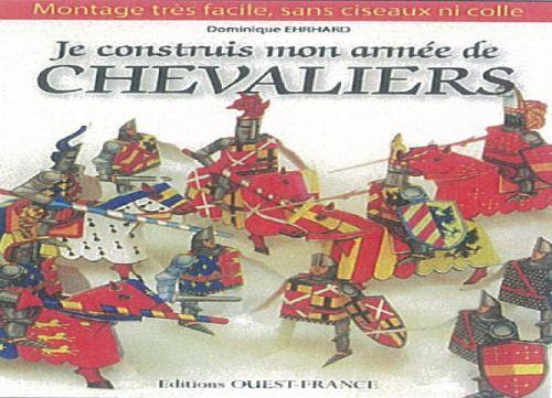 Je construis mon armée de chevaliers