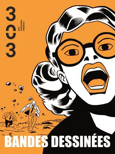 Revue 303 hors-serie n.144 ; bandes dessinees