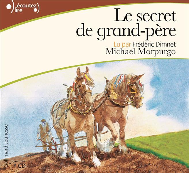 LE SECRET DE GRAND-PERE CD