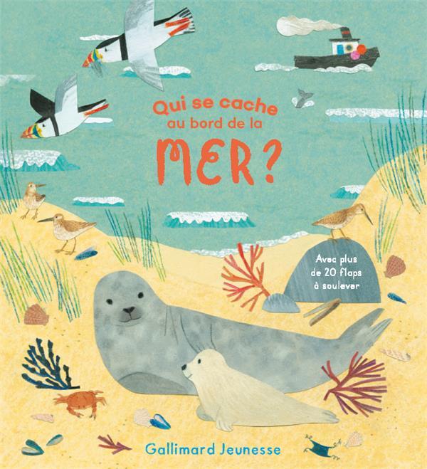 Qui se cache au bord de la mer ?