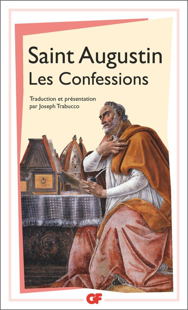 Les Confessions De Saint-Augustin