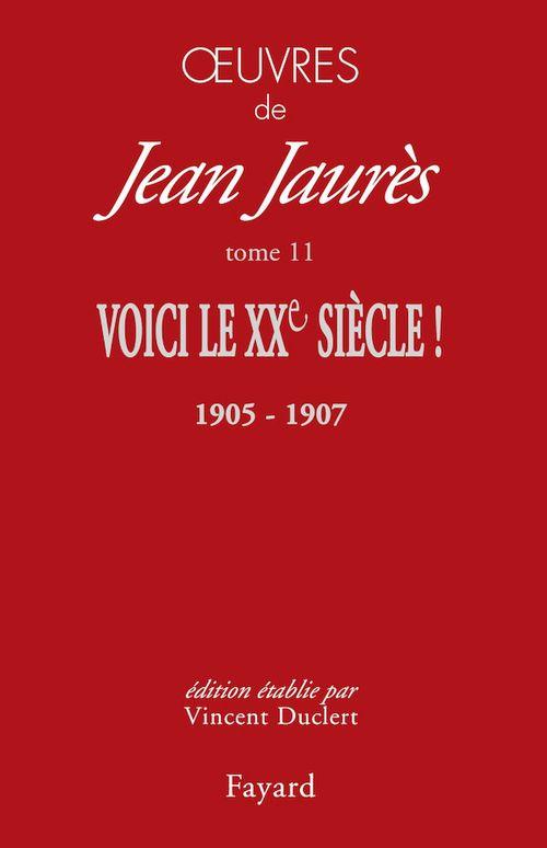 Vente EBooks : Oeuvres tome 11  - Jean Jaurès
