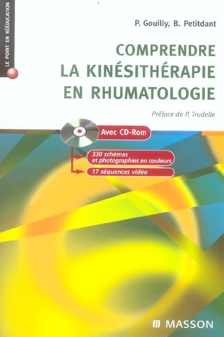 Comprendre La Kinesitherapie En Rhumatologie