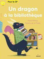 Vente EBooks : Un dragon à la bibliothèque  - Pascal Brissy