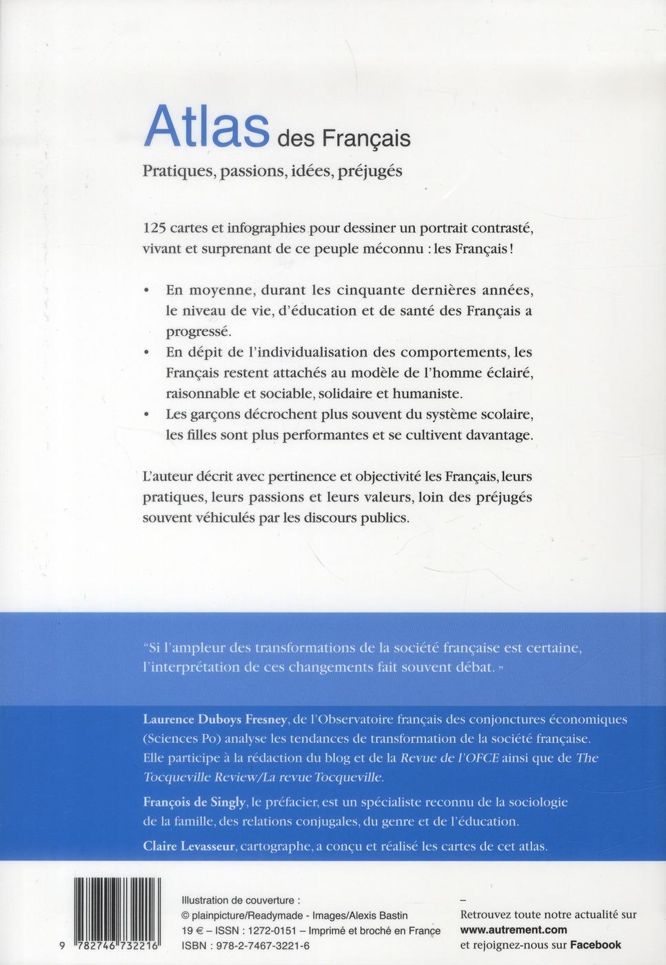 Atlas des francais