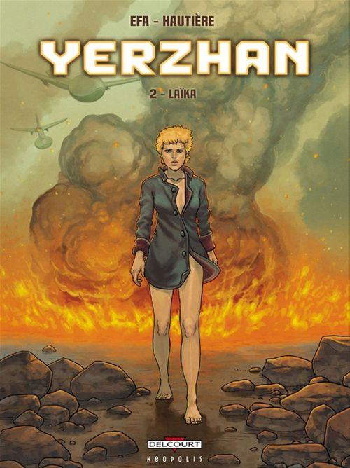 Vente Livre Numérique : Yerzhan T02  - Régis Hautière