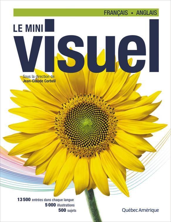 Le mini visuel : francais, anglais (4e édition)