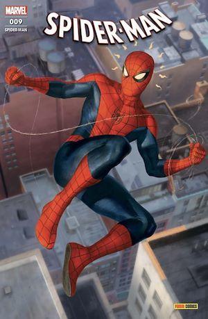 Spider-Man fresh start N.9