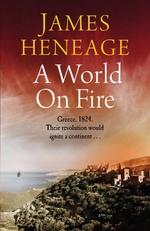 Vente Livre Numérique : A World on Fire  - James Heneage