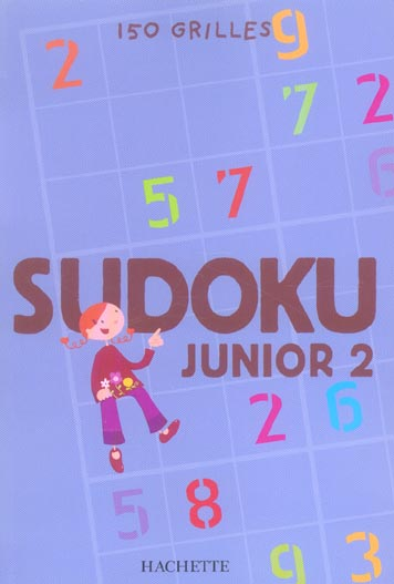 Sudoku junior t.2