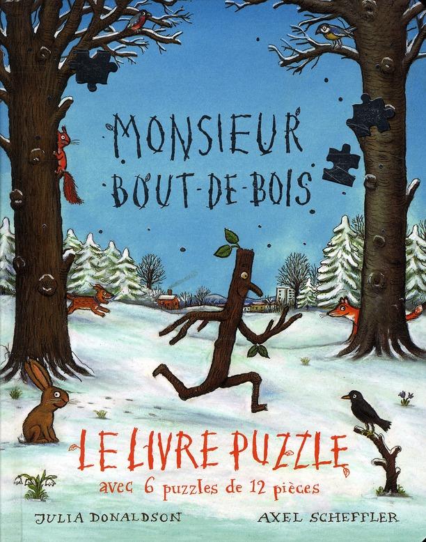 Le Livre-Puzzle De M. Bout-De-Bbois