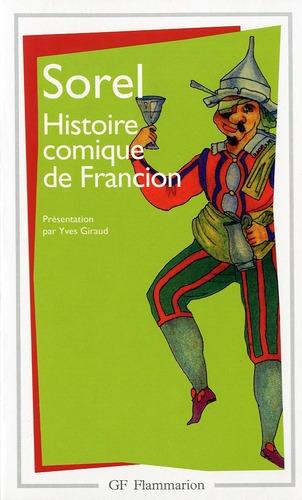 Histoire comique de francion - - edition ****