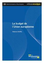 Vente Livre Numérique : Le budget de l'Union européenne  - Stéphane Saurel - La Documentation française