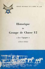 Historique du groupe de chasse I-2 :