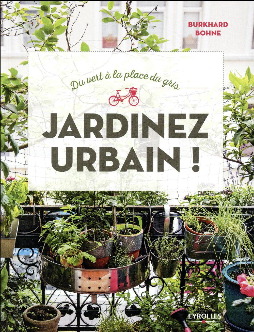 Jardinez urbain !
