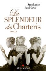 Vente EBooks : La Splendeur des Charteris  - Stéphanie Des Horts