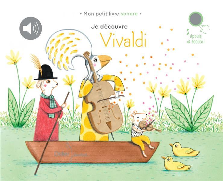 Je découvre Vivaldi