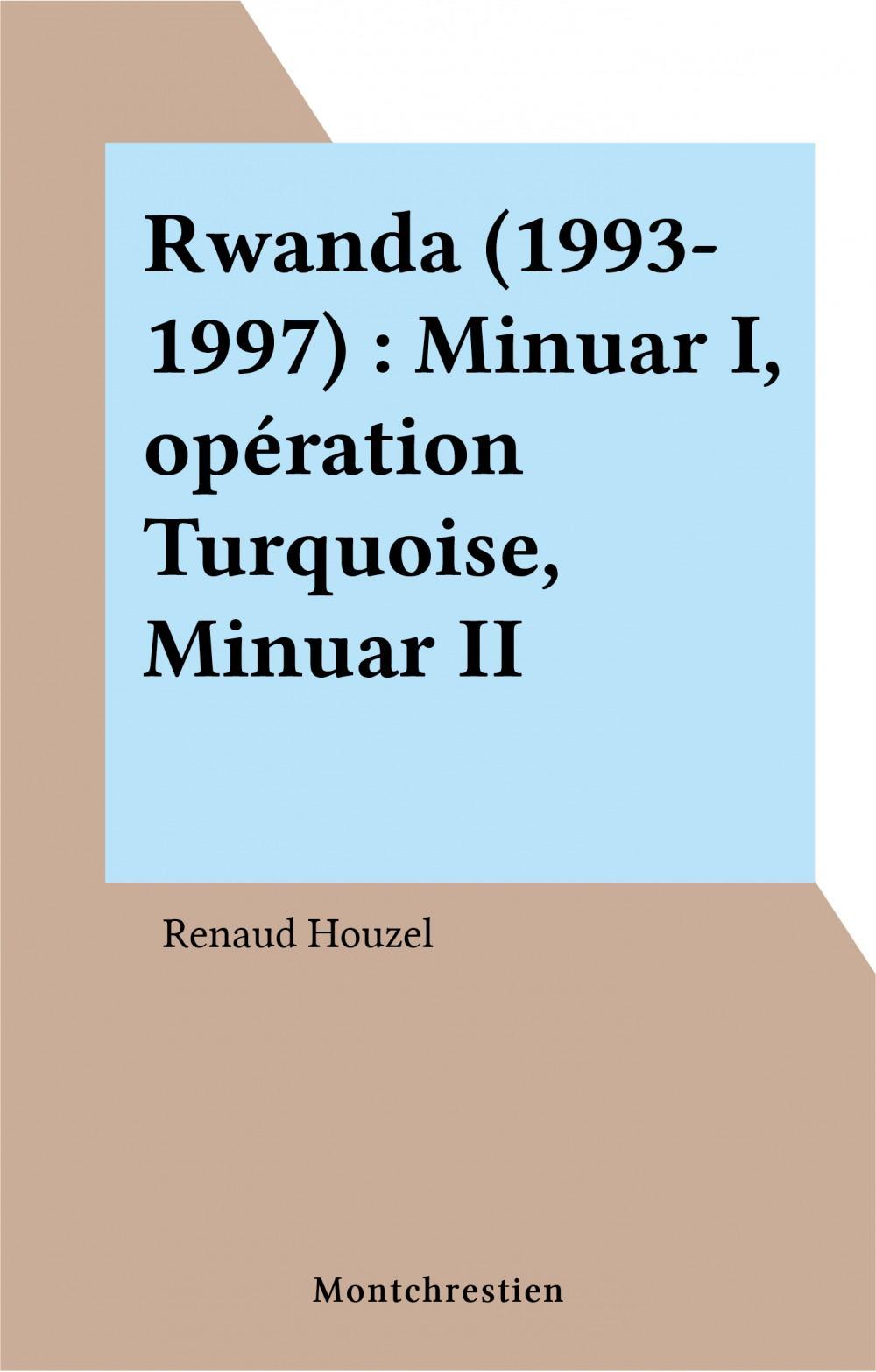 Rwanda (1993-1997)