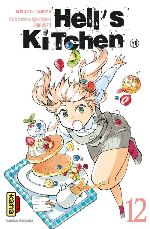 Hell's kitchen t.12