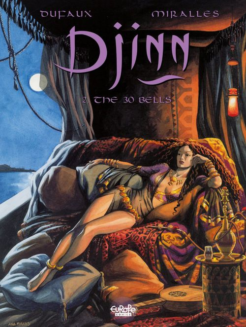 Djinn - Volume 2  - The 30 Bells