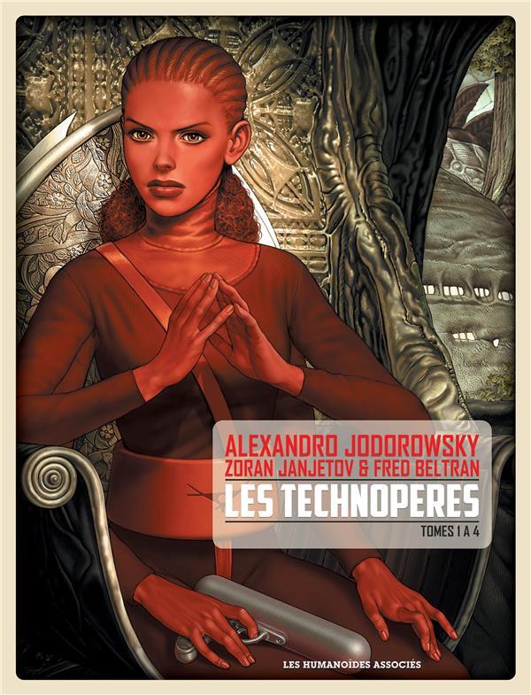Les Technopères ; INTEGRALE T.1 A T.4