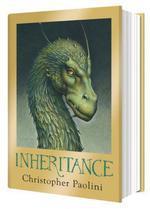 Vente Livre Numérique : Inheritance Deluxe Edition (The Inheritance Cycle, Book 4)  - Christopher Paolini