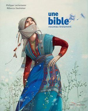 Une bible ; un nouveau testament