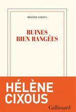 Vente Livre Numérique : Ruines bien rangées  - Hélène CIXOUS