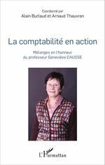 Vente Livre Numérique : La comptabilité en action  - Alain Burlaud - Arnaud Thauvron