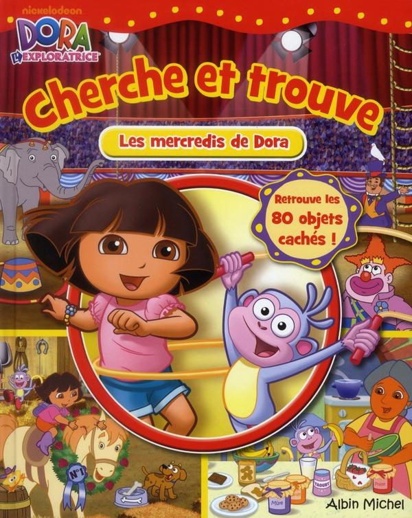 Cherche Et Trouve ; Les Petits Mercredis De Dora