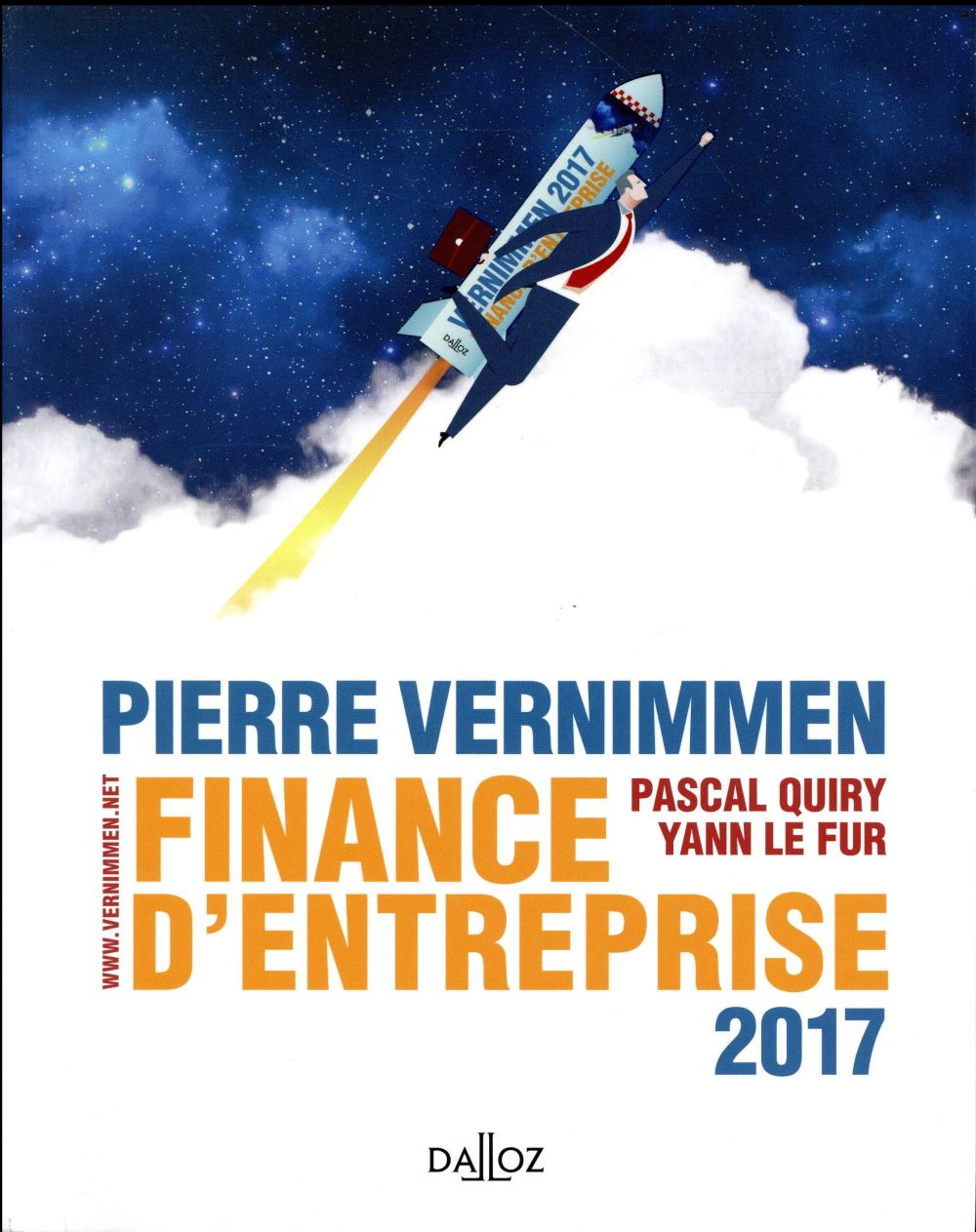 Finance d'entreprise 2017 (15e édition)