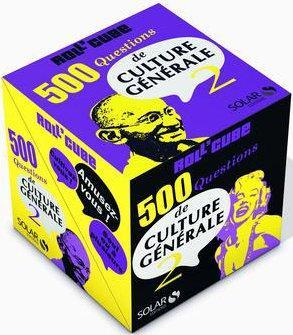 Roll'Cube; 500 Questions De Culture Generale T.2