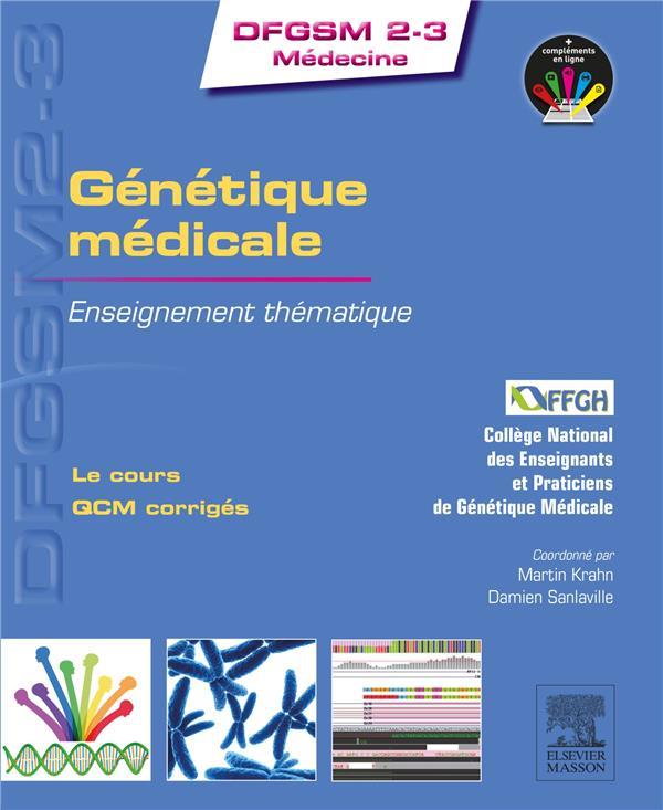 Génétique médicale