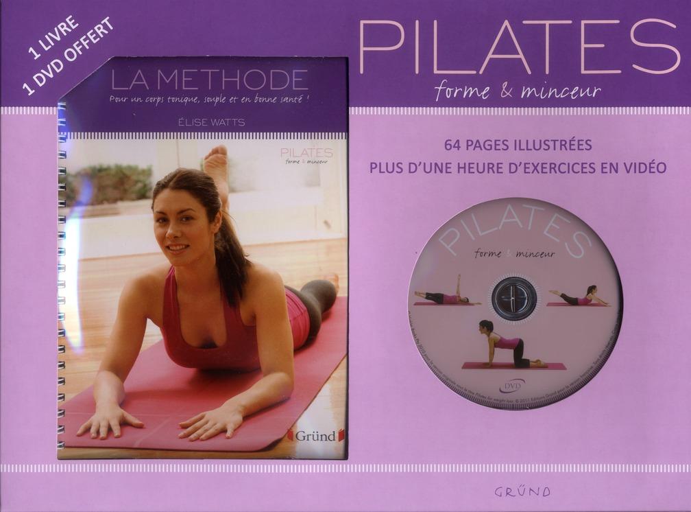 Pilates, Forme Et Minceur