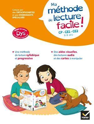 Vente Livre Numérique : Ma méthode de lecture syllabique facile ! dys  - Evelyne Barge