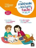 Vente EBooks : Ma méthode de lecture syllabique facile ! dys  - Evelyne Barge
