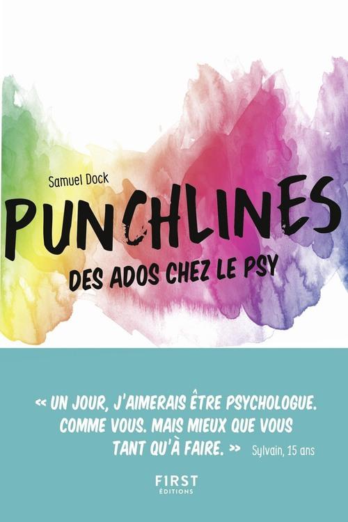 Punchlines ; des ados chez le psy