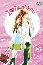 Vente Livre Numérique : I Love Hana-Kun T06  - Fuyu Kumaoka