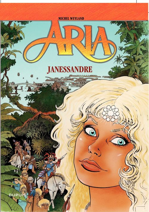 Aria - tome 12 -  Janessandre