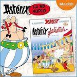 Vente AudioBook : Astérix Gladiateur  - René Goscinny - Albert Uderzo