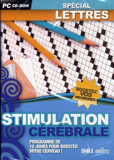 Stimulation cérébrale ; spécial lettres