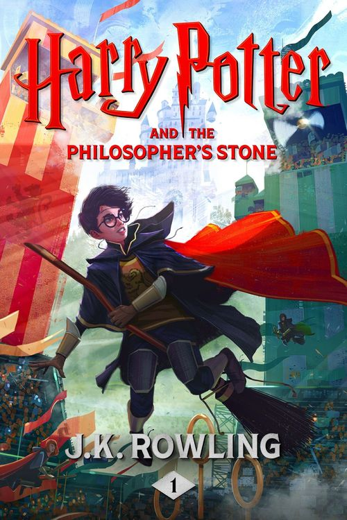 Harry potter and the philosopher's stone - book 1