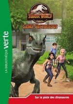 Jurassic World, la colo du crétacé 03 - Sur la piste des dinosaures  - Universal Studios - Olivier Gay