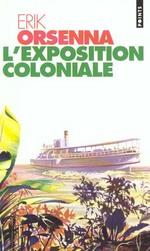 Couverture de L'exposition coloniale