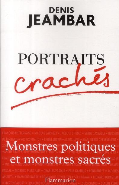 Portraits crachés