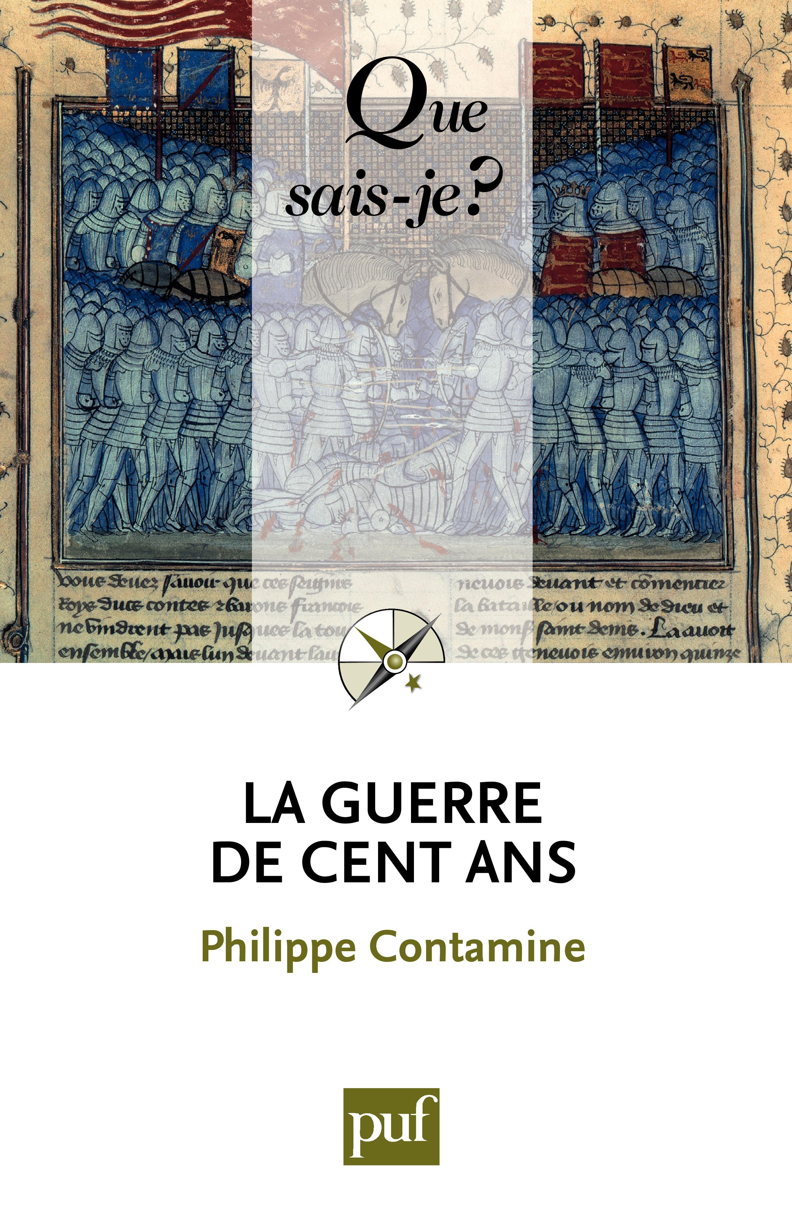 la guerre de cent ans (9e édition)