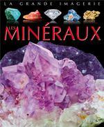 Couverture de Les minéraux
