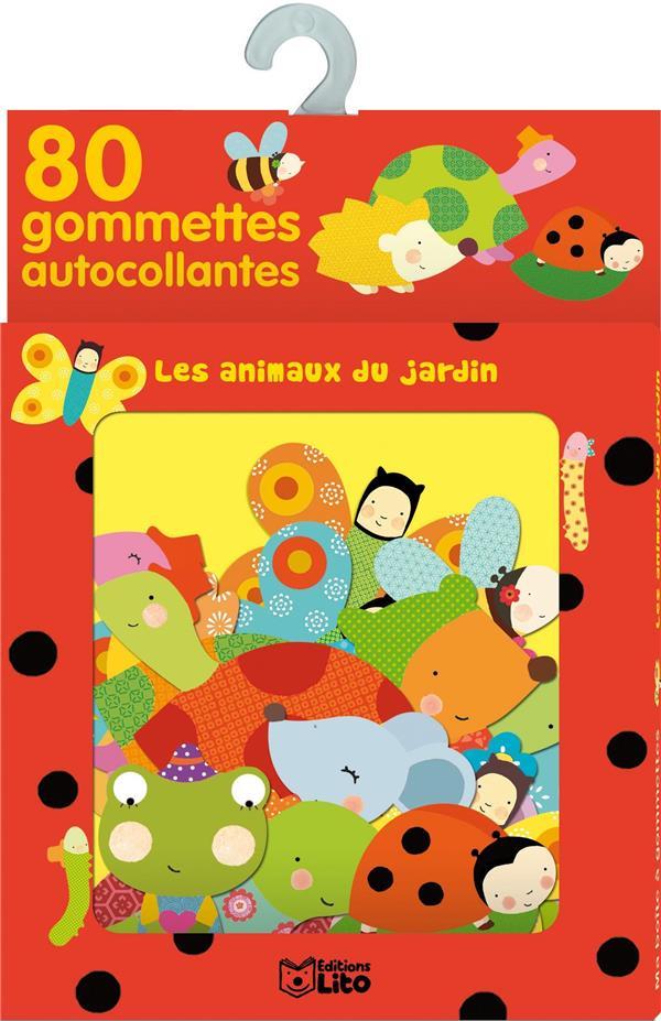 Ma Boite A Gommettes ; Le Zoo