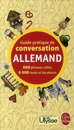 Guide Pratique De Conversation Allemand