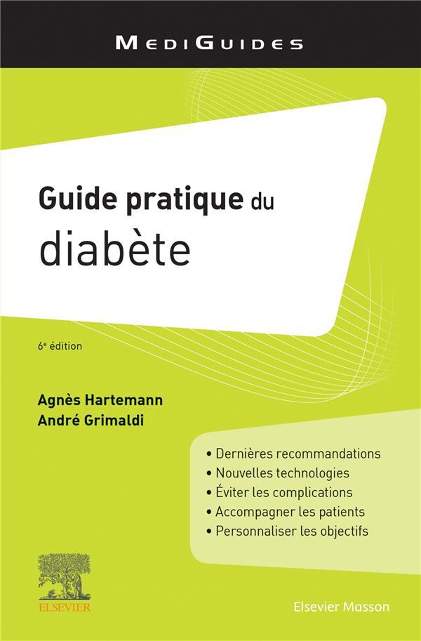 Guide pratique du diabète (6e édition)